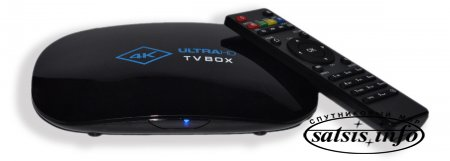 Ditter U28 TV Box Android 4.4 Allwinner H3 CPU Quad-core